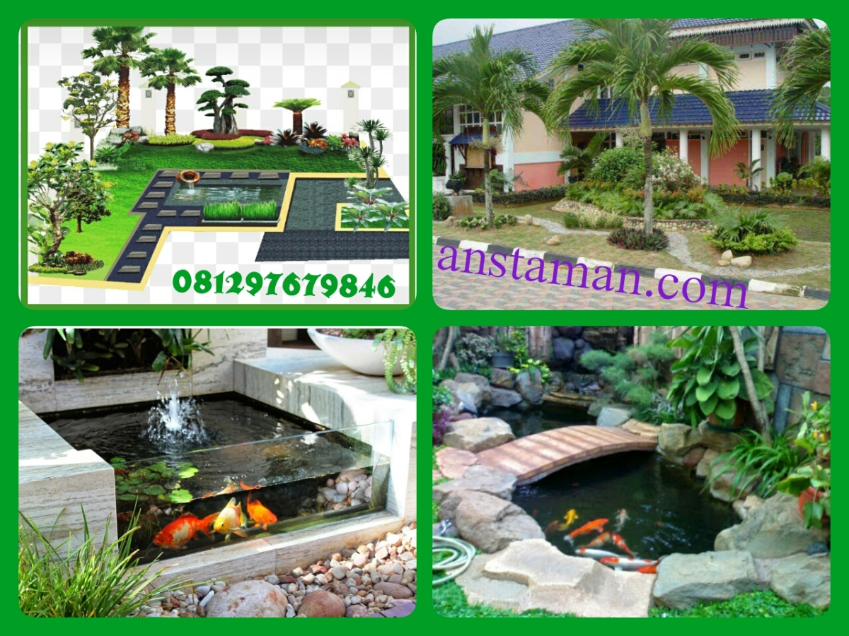 Tukang taman jakarta. Jasa landscape jakarta. 081297679846-089622885044